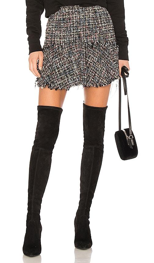 LPA Skirt 595 in Black