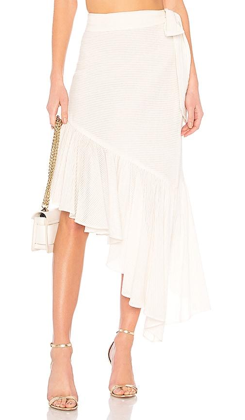 LPA Skirt 534 in Ivory