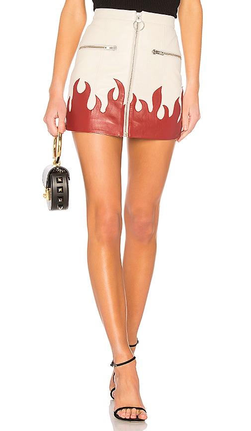 LPA Skirt 640 in Ivory