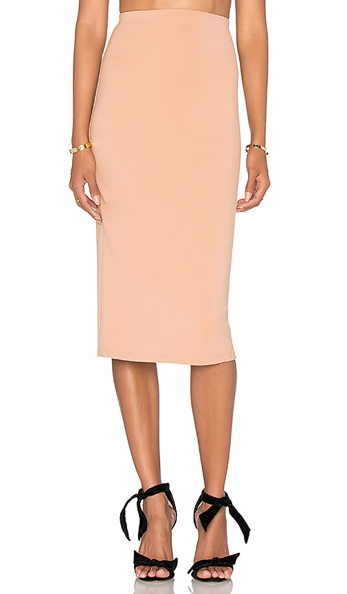 LPA Skirt 29 in Beige