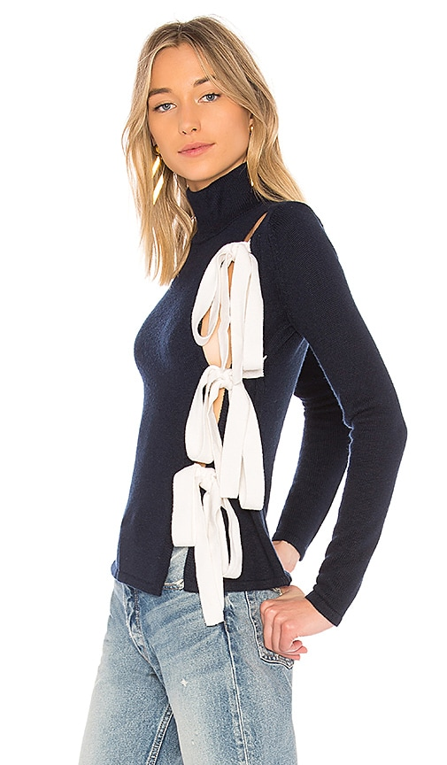 LPA Sweater 507 in Navy