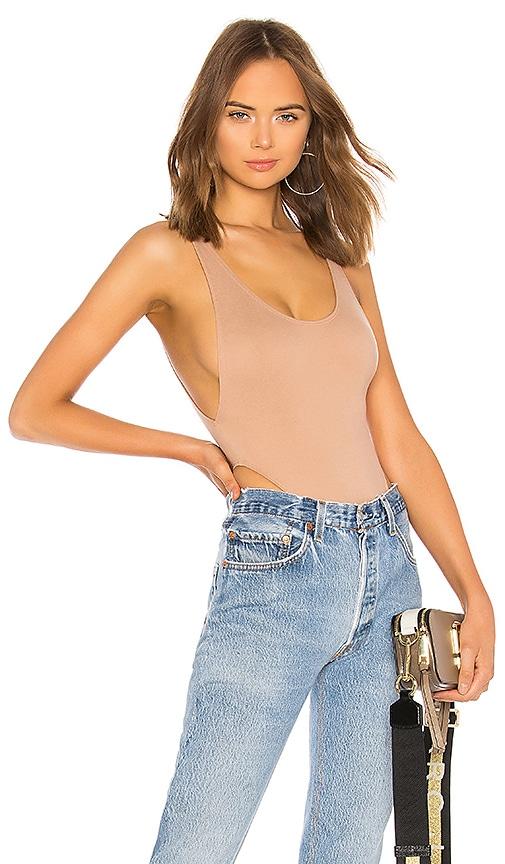 High Hip Bodysuit