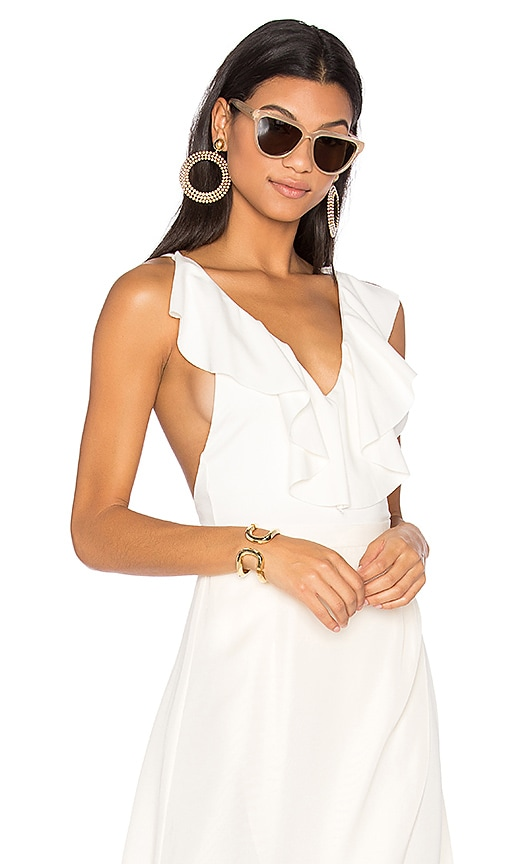 8a0962d1dcf3 LPA Bodysuit 156 in Cream | REVOLVE
