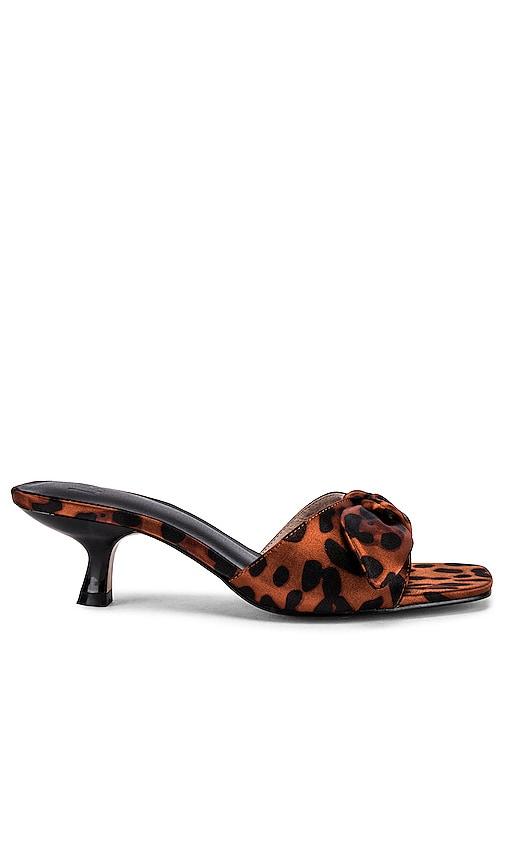 Lpa Mathis Heel In Leopard