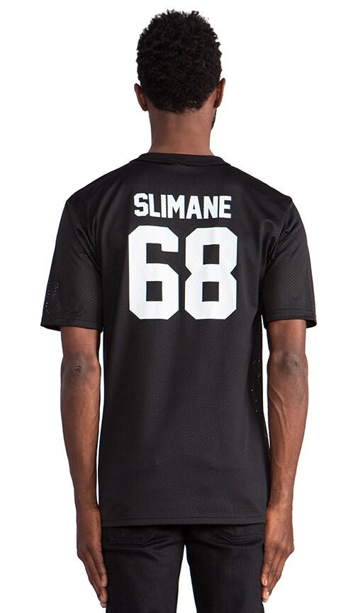 Slimane Mesh Jersey