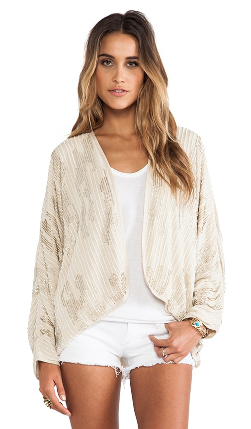 Omari Beaded Jacket