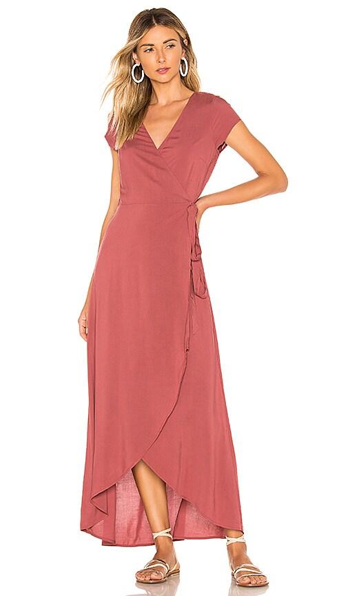 54f235d9ac L*SPACE Goa Dress in Currant | REVOLVE