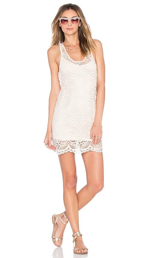 L*SPACE Lucy Dress in Cream