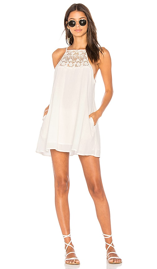 L*SPACE Sunny Dress in White