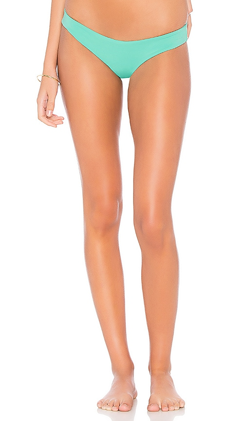 L*SPACE Sandy Bikini Bottom in Mint