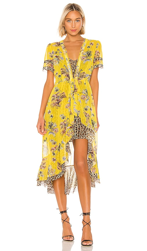 Safari Wrap Dress