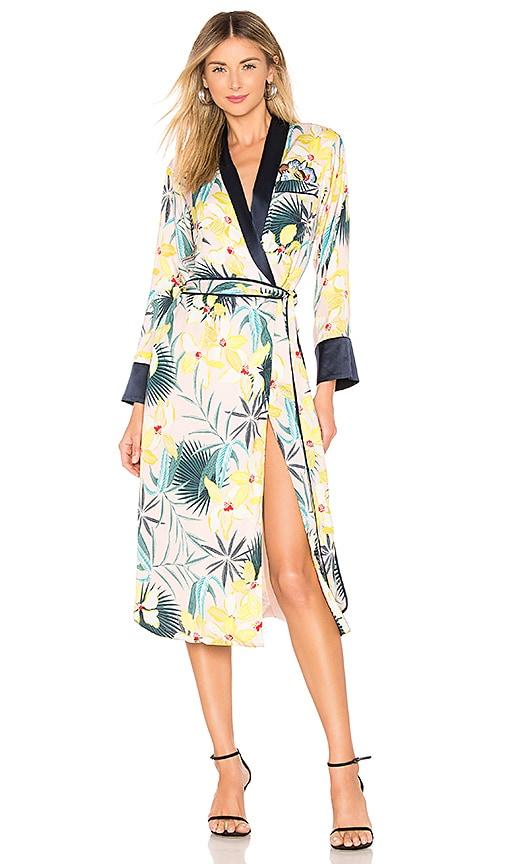 Desmond Robe Dress