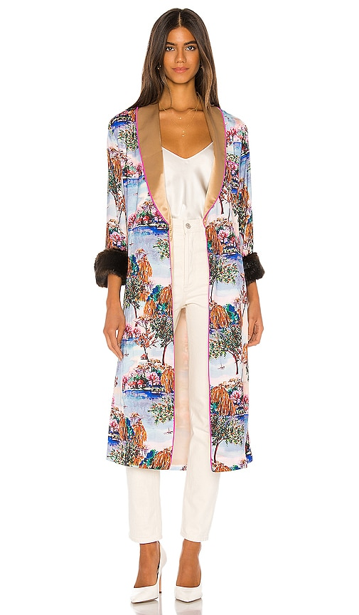 Ms French Robe Dress