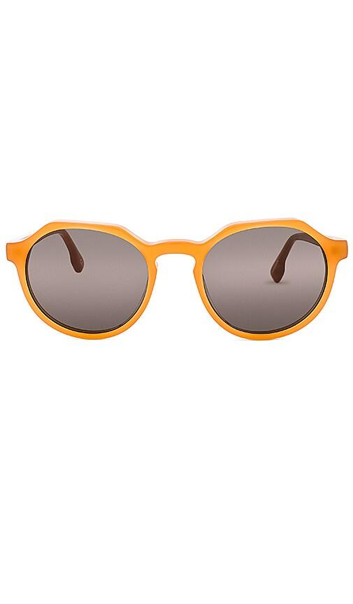fb2ea231b9120c Le Specs Luxe Bang! in Ochre   Khaki Mono