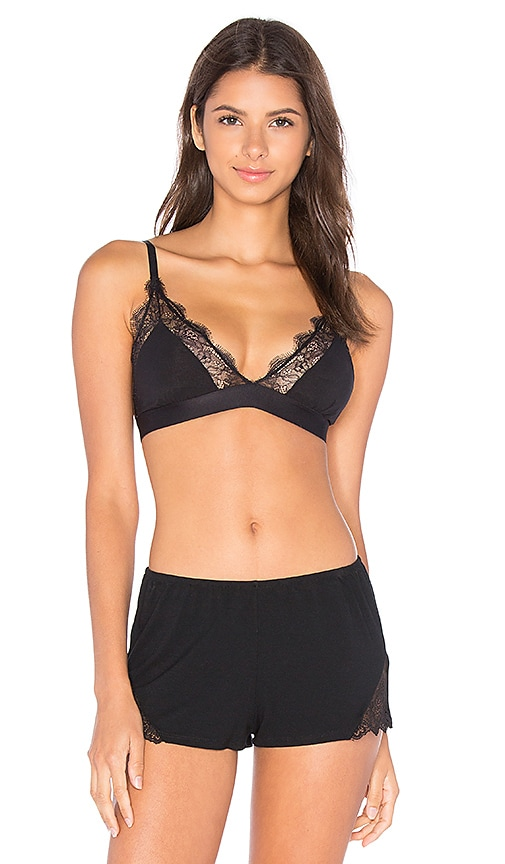 Love Stories Love Lace Bra in Black