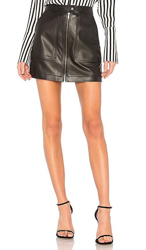 LTH JKT Von Mini Skirt in Black