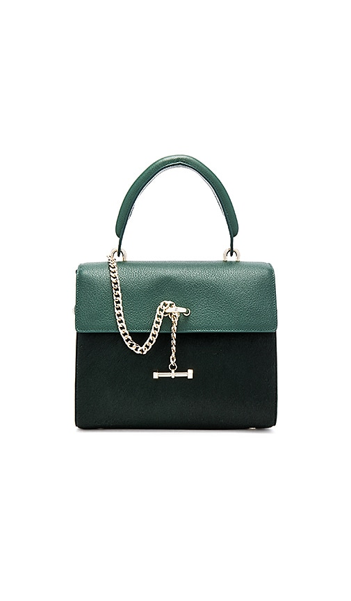 Paley Mini Pony Hair Satchel