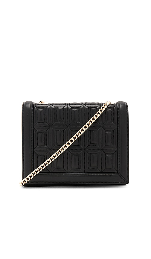 Luana Italy Devon Mini Crossbody in Black