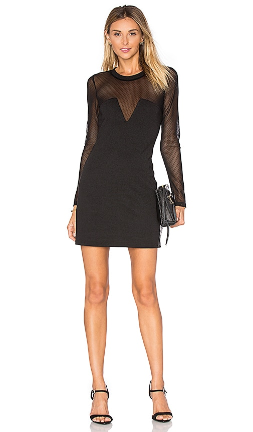 Lucca Couture Bianca Dress in Black