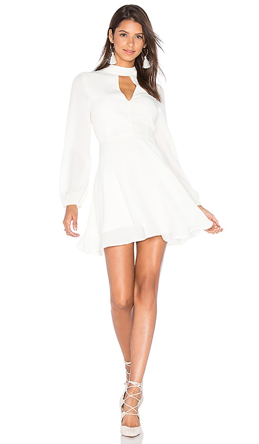 Lucca Couture Meadow Dress in Ivory