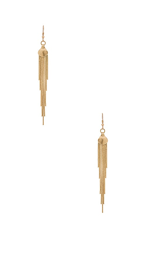 Lucky Star Road Less Traveled Earring in Gold