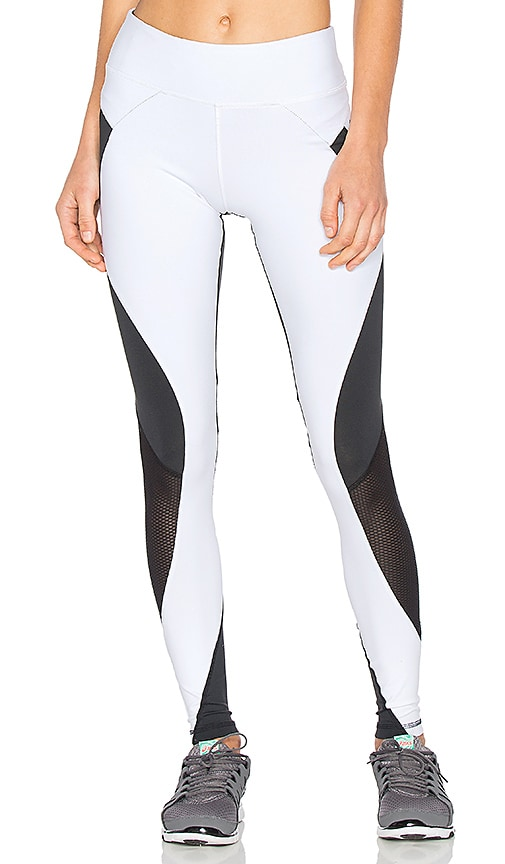 lukka lux Duga Topographic Leggings in White