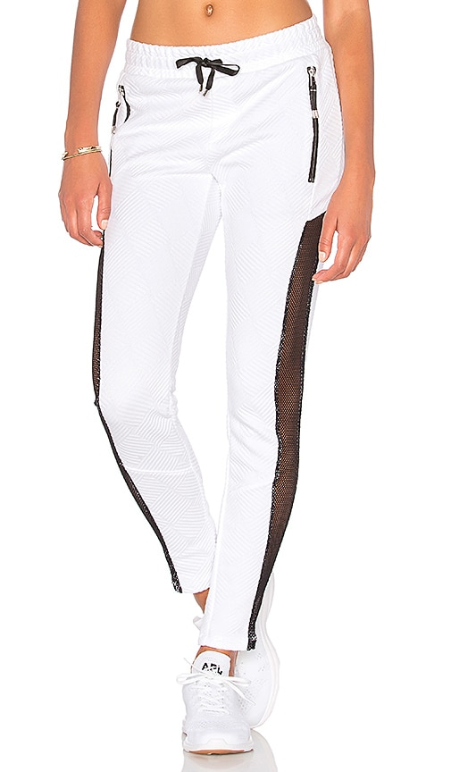lukka lux Herring Jogger in White