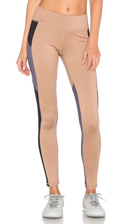lukka lux Spectrum Legging in Brown