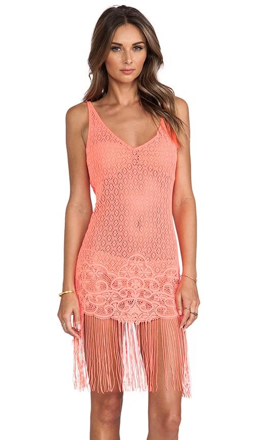 Flirty Fringe Dress