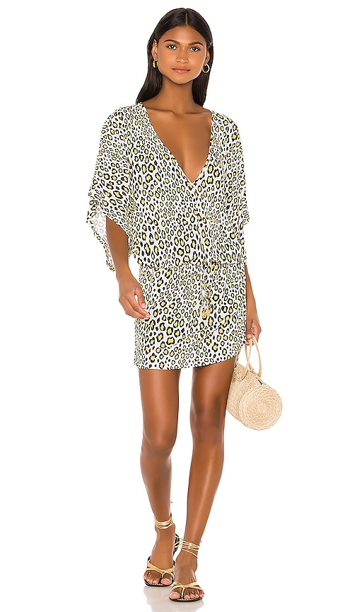Cabana V Neck Dress