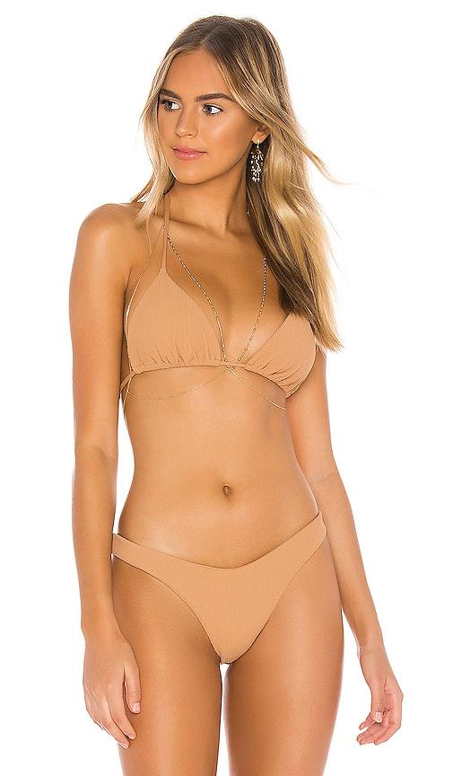 17939f182634a Seamless Triangle Bikini Top. Seamless Triangle Bikini Top. Luli Fama