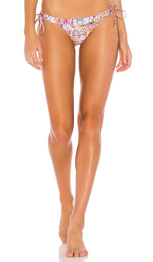 Reversible Loop Tie Side Bikini Bottom