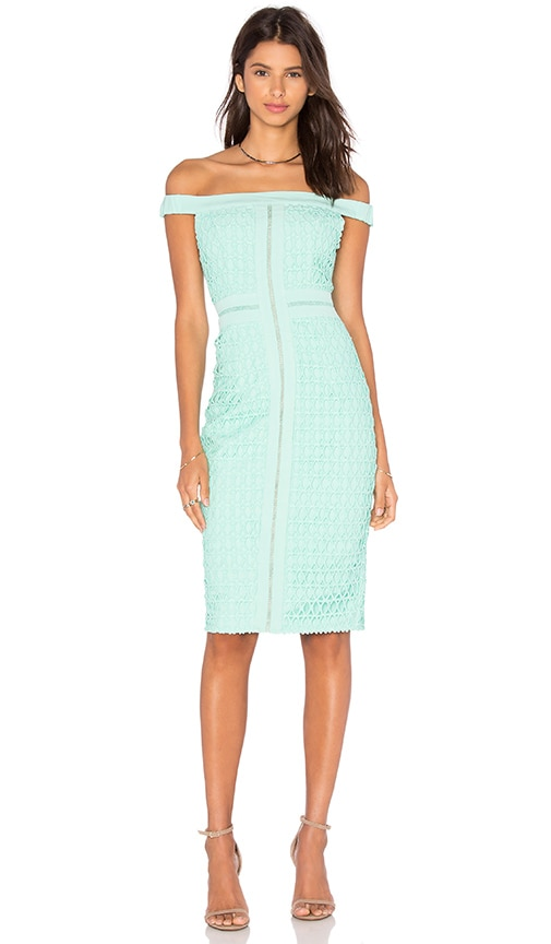 Blame Game Lace Dress