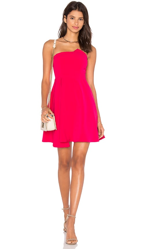 Stop & Believe Fit & Flare Dress