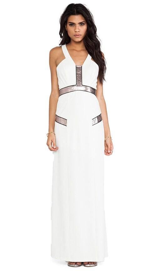 Queen Serpent Maxi Dress