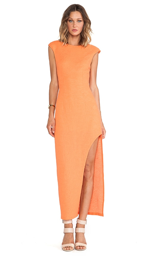 As the Sun Sets Maxi Dress
