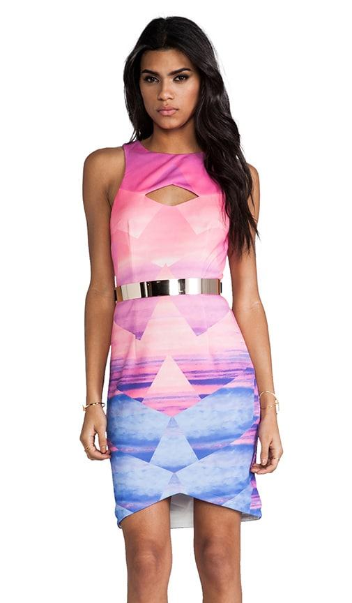 Lost In Paradise Mini Dress