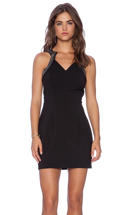 Daydream Beaded Mini Dress