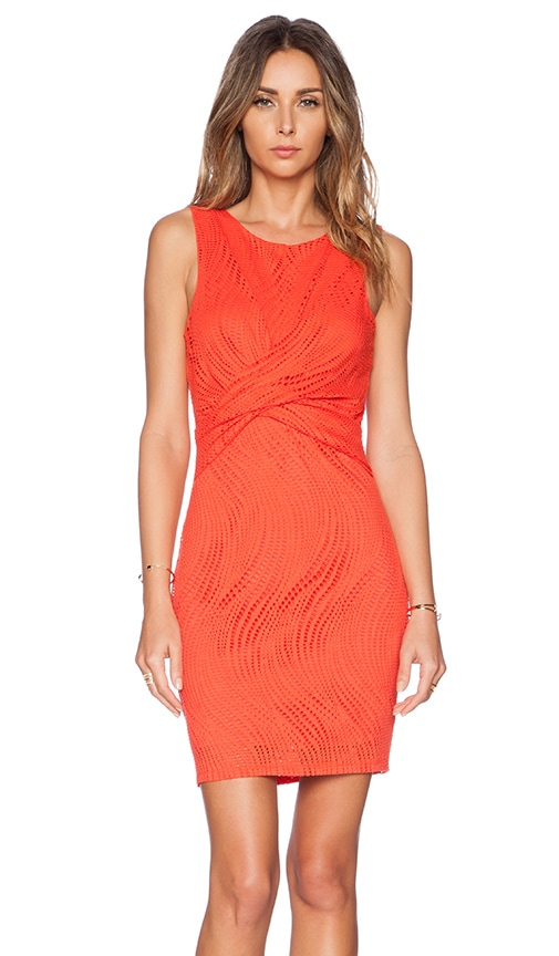 Cut It Out Mini Dress