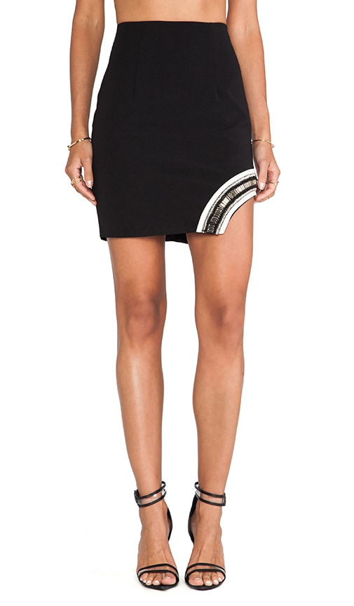 The Path Of Glory Mini Skirt