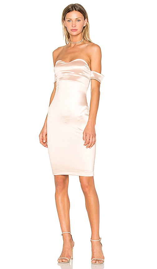 Lurelly Solo Dress in Tan