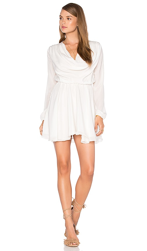 Lurelly Amour Dress in White
