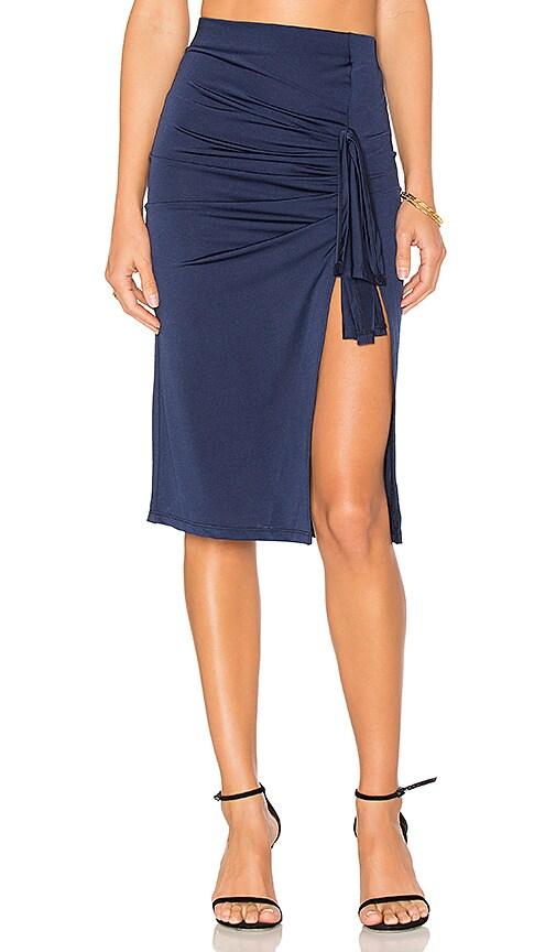 Lurelly Paris Skirt in Navy