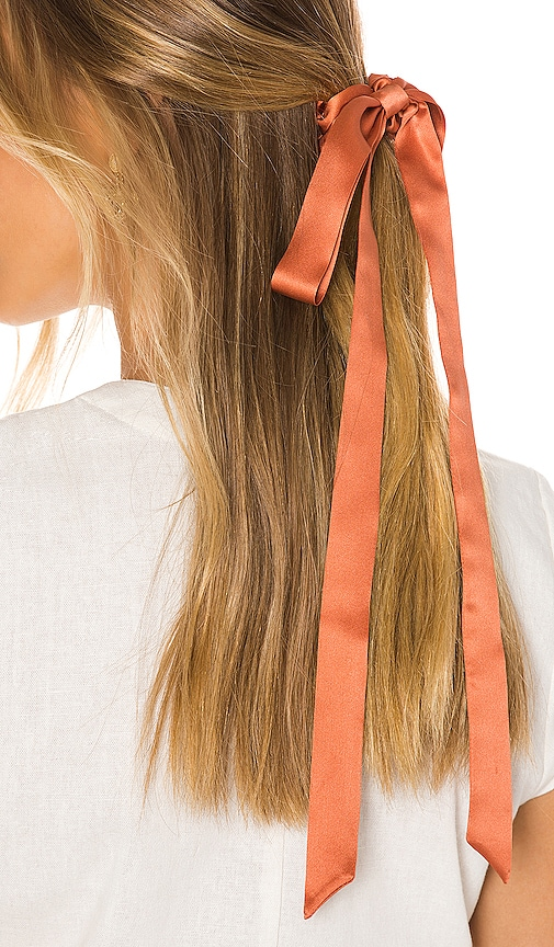 Long Tail Scrunchie