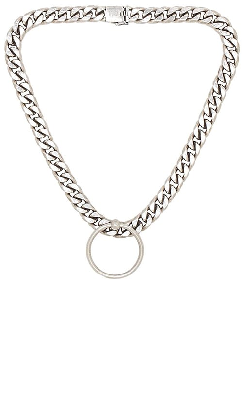 Ring of Fire Statement Necklace