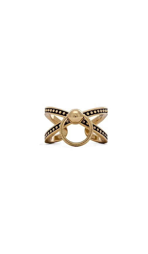 Ring of Fire Cross Ring