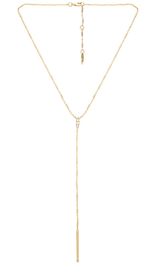 The Pave Marquise Rosary Necklace