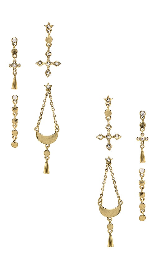 The Celestial Hanging Studs Set