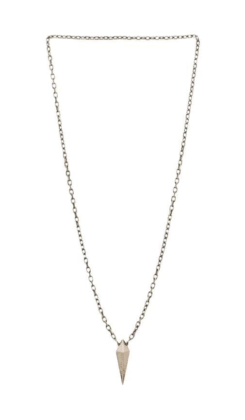 The Long Spike Charm Necklace