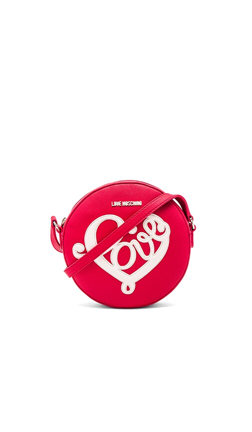 love Heart Circle Crossbody